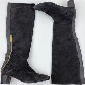 🆕 Stuart Weitzman Knee High Leather Boots